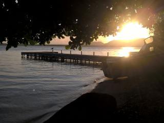 Casa em Florianópolis na beirada Praia, Lagoa da Conceicao