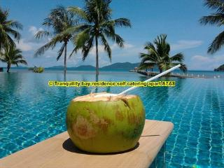 sea view  self catering 2 bedrooms apartment, Ko Chang