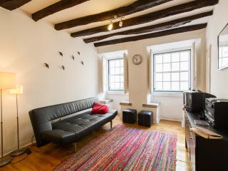Charming Apt. T2 with terrace at the Chateau-Alfama the heart of Fado