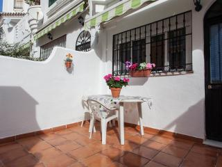 Great apartment with barbecue and near the sea, Benalmadena