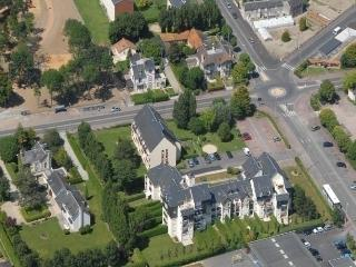 Cabourg les residences lagrang
