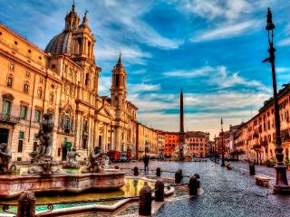 Few steps from Piazza Navona 2 Air Con