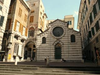 Enchanting in centre Genoa free wifi