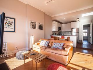 Trendy, spacious one-bedroom in Brooklyn