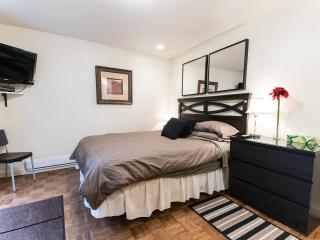 Well located Montreal Microsuite