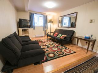 Furnished 1 Br Ground Floor Apt. Near Metro, Montreal