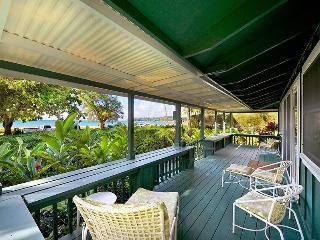 House 2 bed 2 bath in Hanalei, Brightwood
