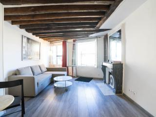 Beautiful studio 36 m2 + beautiful sunny terrace, París
