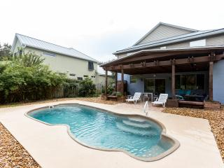 Contemporary newer house with salt water heated po, Saint Augustine Beach
