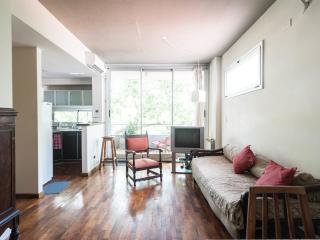 (III)1 BR with Balcony  really sunny