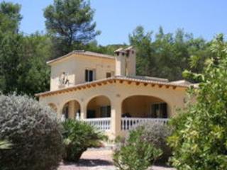 Casa Maria - Chalet con piscina en paraje natural, Lliber