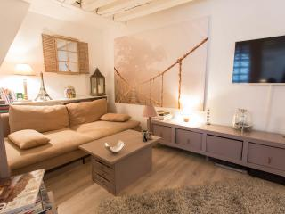Paris Suite Dreams Appartment for 3 - Louvre/Beaubourg, Parigi