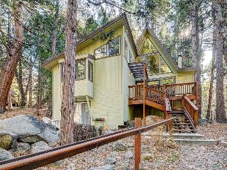 Classic alpine charm with private library & attached studio, Idyllwild