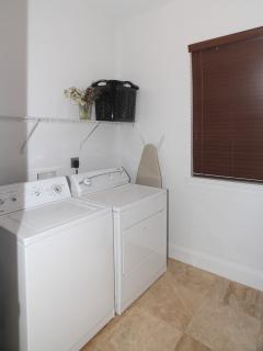 First Floor - Utility Room