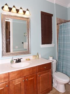 First Floor - Guest Bathroom