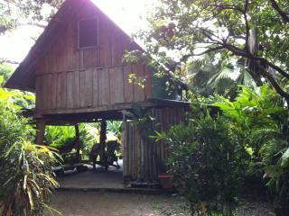Eco-Lodge near the ocean, Cabuya