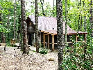 Honey Bear - Cabin Near Tallulah Gorge by Tallulah River