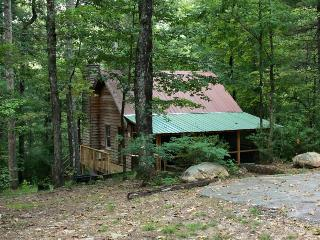 Dream Catcher Rustic Cabin - Tallulah River, Tallulah Falls