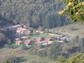 village de gites   LES CHALETS DE LAVAL ARDECHE