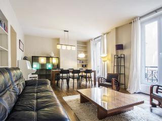 Appartement central et moderne, Paris