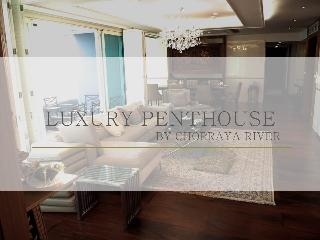 Luxury Penthouse By Chaopraya River, Bangkok
