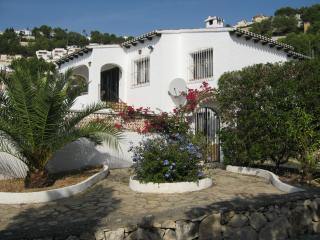 Romantic private villa for 6 people, privat pool