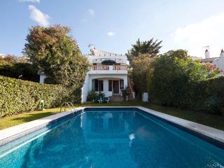 Villa exclusiva en zona privilegiada con impresion, Son Bou