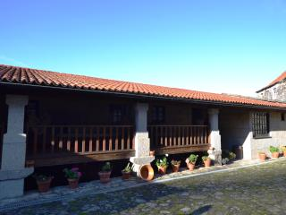 Traditional house in the National Park, Ponte da Barca