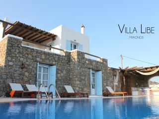 Villa Libe, Panormos