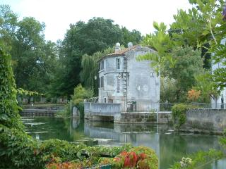 Lovely converted water mill in a beautiful setting, Jarnac