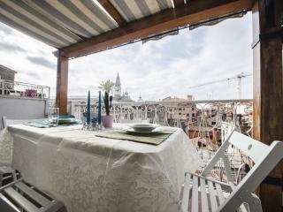 Un attico tra i tetti a San Marco Residenza Tiziana, Veneza