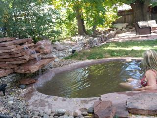 Spacious Broadmoor Property w/ Hot soaking pool!