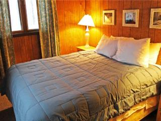 Located at Base of Powderhorn Mtn in the Western Upper Peninsula, A Charming Home in Wooded Setting with Cozy Décor & Allows Dogs, Bessemer