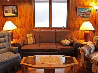 Located at Base of Powderhorn Mtn in the Western Upper Peninsula, A Pleasant Duplex on Semi Private Cul-de-Sac with Large Deck Facing Ski Hill, Ironwood