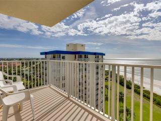 Estero Beach & Tennis 1204A, 12th Floor, Elevator, Heated Pool, Fort Myers Beach