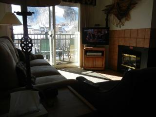 One Bedroom Vail Condo Minutes from Lift