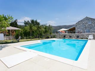 Villa Patricija - Double Room with Terrace, Zaton