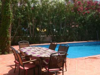 Apartamento playa Arenal _planta baja-