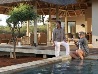 Bushman's Luxury Safari Lodge, Hoedspruit, Limpopo, Zuid-Afrika
