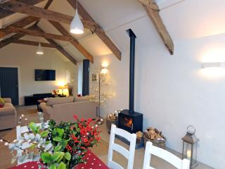 Luxury Cottage, Rural Views, Log Burner & Hot Tub near Saundersfoot and Tenby