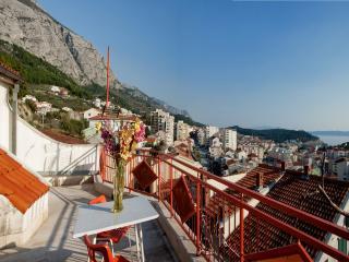 TH03414 Villa Mediteran / Sea view one bedroom A14, Makarska