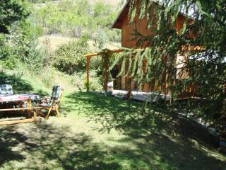 Appartement en duplex avec jardin & WiFi, Briancon