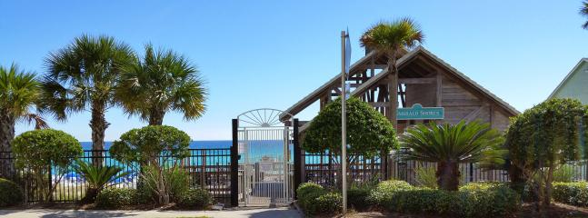 Private Beach Pavilion with Restrooms, Showers, Beach Service, & Bar N Grill