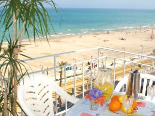 Fabulous Beachfront apt in Alicante city