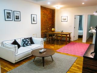 Comfortable & new 3BR in prime Chelsea/Flatiron, New York