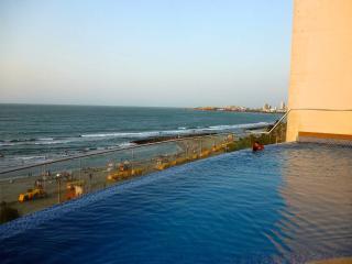 APARTAMENTO CON VISTA PANORAMICA AL MAR CARIBE!!!!, Cartagena