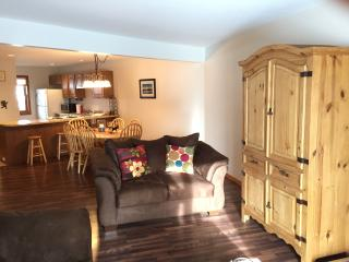 COZY CONDO NESTLED AGAINST FOREST, SPECIAL RATE!, Silverthorne