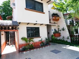 3 Bedroom Villa Maya Cancun Groundfloor with Patio