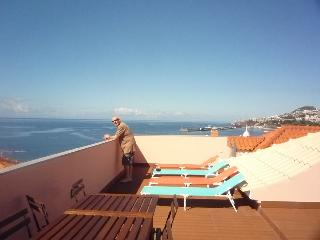 Stunning house in old town Funchal with sea views