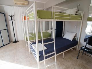 Malaga Hostel Dormitorio para 6